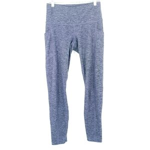 Yogalicious Lux High Waist Leggings With Pockets